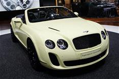 Bentley's bid to come clean thwarted