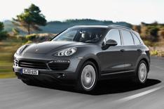 2013 Porsche Cayenne Diesel S review