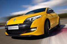Megane Renaultsport 250-Cup driven