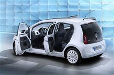 Read our VW Up 5dr review tomorrow