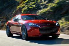 Aston Martin Rapide S revealed
