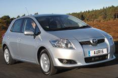 Toyota Hybrid will be built in Britain