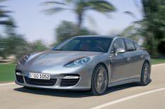 Porsche with a stop-start first