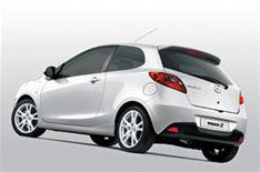 Baby Mazda: three-door version due soon
