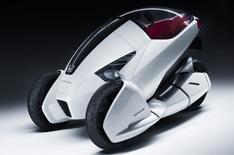 Electric Honda 3R-C Concept