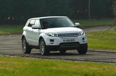 2012 Range Rover Evoque 2WD review