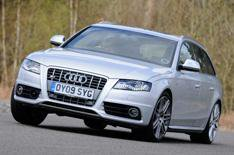 Audi S4 Avant: driven