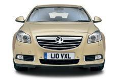 Vauxhall Insignia gets 'hot' V6 diesel