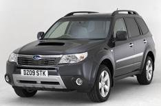 Subaru launches special-edition Forester