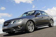 First pictures of new Saab 9-5