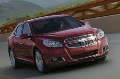 Chevrolet Malibu to get Frankfurt debut