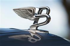 Bentley SUV by 2015