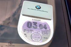 Automatic cameras cut road tax evasion