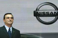 Nissan to trial electric cars in London?