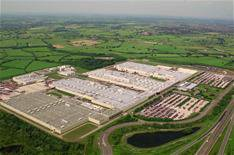 UK factory to build new Toyota Auris
