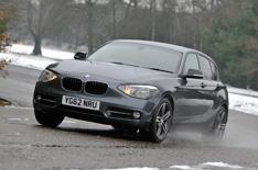 2013 BMW 114i review