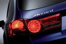 Honda reveals new Accord image