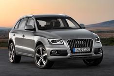 2012 Audi Q5 unveiled