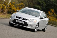 2013 Ford Mondeo Graphite review