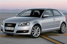 First look: face-lifted Audi A3 and S3