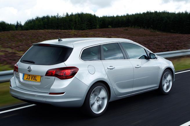 Vauxhall Astra Sports Tourer Biturbo
