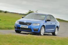 2013 Skoda Octavia vRS diesel review