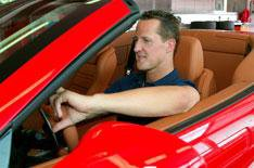 Schumacher California dreamin'