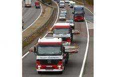 Foreign lorries cause 52m of accidents