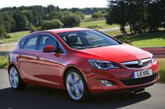 See new Astra - and classic Vauxhalls