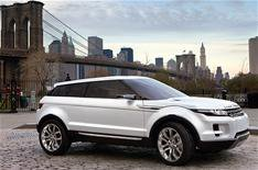Jaguar Land Rover nets 340m eco loan