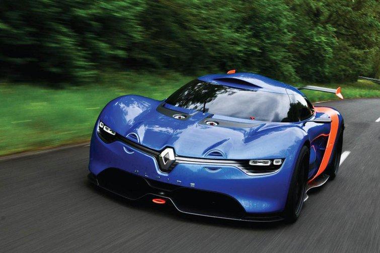 Reborn Alpine 'will be a global brand'