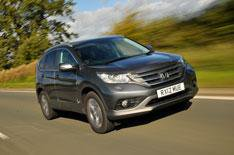 New 2012 Honda CR-V review