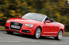 Audi A5 Cabriolet 3.0 TDI 204 review
