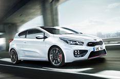 2013 Kia Proceed GT pictures and specs