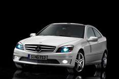 First pictures: Mercedes CLC (updated)