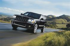 Jeep face-lifts Grand Cherokee