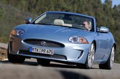 Jaguar XF and XK ranges