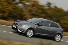 2013 Seat Ibiza Cupra review