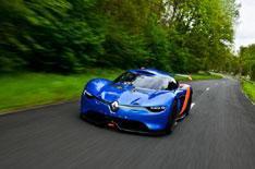 Renault Alpine A 110-50 unveiled