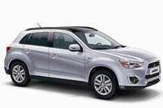 2012 Mitsubishi ASX revealed