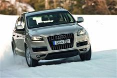 New Audi Q7 models released