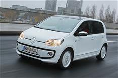 VW Up 5dr review