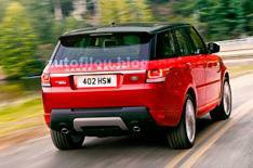 More Range Rover Sport pictures leaked