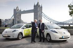 New EV charging network launched