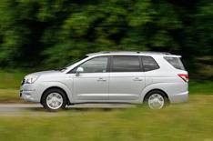 Ssangyong Turismo pricing announced