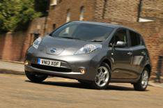 2013 Nissan Leaf review