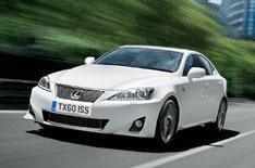 Lexus IS face-lift revealed