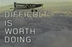 Honda TV advert plane crashes
