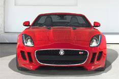Jaguar F-type coupe later this year
