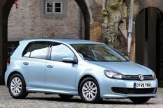 VW Golf: safest car of 2009